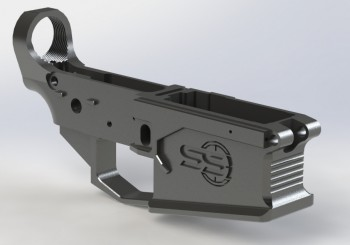 Small Frame .308 (DPMS GEN II COMPATIBLE) Lower Receiver