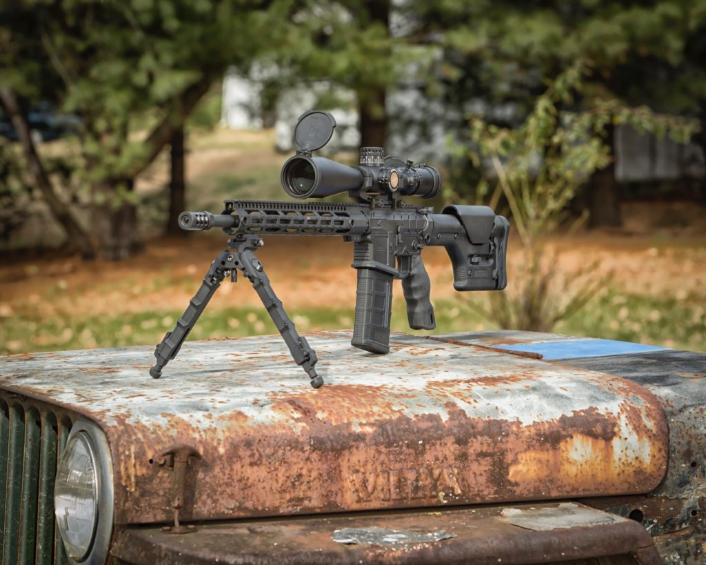 F4 Defense Releases New Small-Frame .308 Winchester/6.5 Creedmoor Rifle